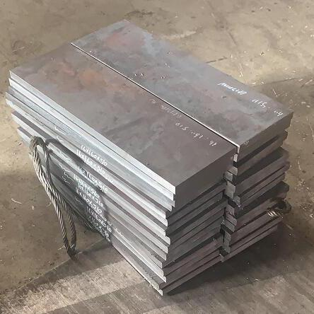 Cr12MoV Cold Work Tool Steel Sheet Customized Size Good Impact Toughness