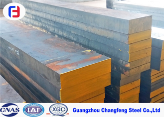 Excellent Polishing Special Steel Flat Bar NAK80 Grade Well Discharge Performance
