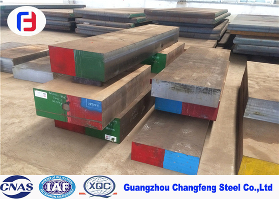 China Forged Tooling L6 Tool Steel SKT4 / 1.2713 Proper Hardness For Large Molds supplier