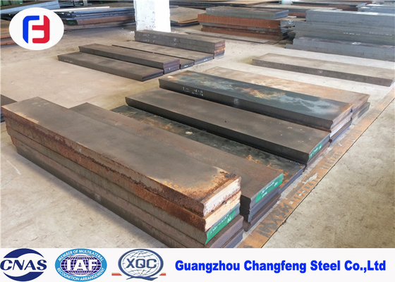 China Hot Rolled D3 Tool Steel , 1.2080 Tool Steel Wonderful Mechanical Properties supplier