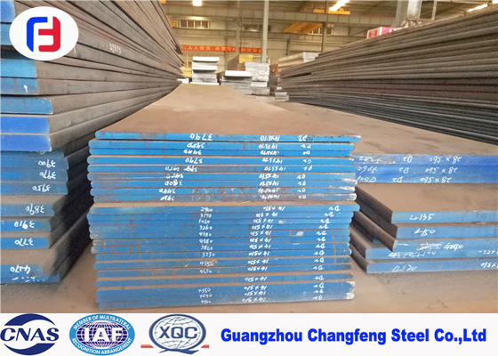 China Milled Plastic Mold Steel Plate P20 / 3Cr2Mo Thickness 10 - 350mm MTC Assured supplier