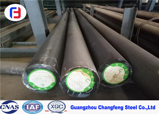 China Forged SAE 52100 Tool Steel , Engineering Special Steels Black Surface supplier