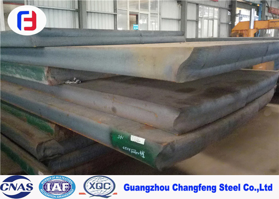 China SAE1050 / 1.1210 Carbon Tool Steel For Mold Basic Supporting Structure supplier