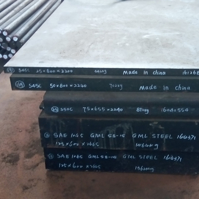 P20 1.2311 1.2312 1.2738 P20+Ni Steel Plate of Special Steel for molds