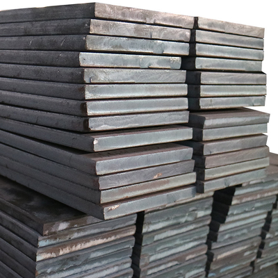 China Wear Resistant Alloy Tool Steel Flat Bar 1.2379 X153crmo12 D2  ASTM Standard supplier