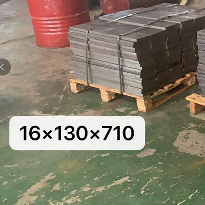 China Cr12MoV Cold Work Tool Steel Sheet Customized Size Good Impact Toughness supplier