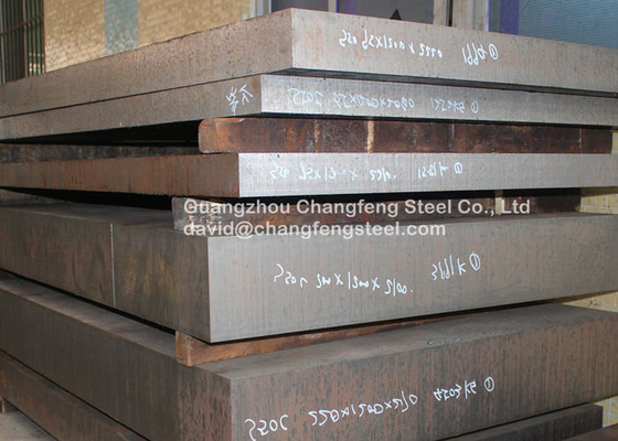 China Hot Rolled Mold Steel Plate S50C SAE1050 1.1210 C50 50# HB160-200 Hardness distributor