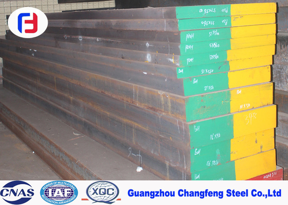1.2311 P20 Hot Rolled Alloy Steel Flat Bar CC Flaw Detection For Die Holders
