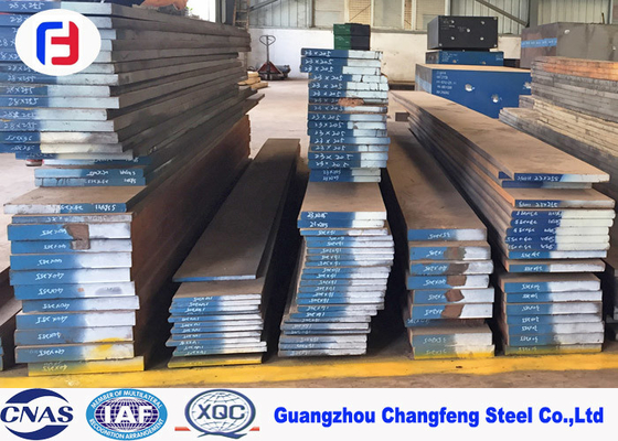 China Wear Resistance High Speed Tool Steel Sheet / M2 Tool Steel Bar factory