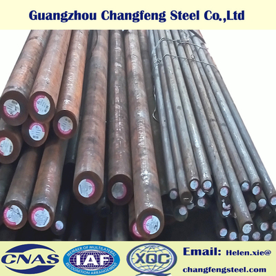 China SAE4140 / SCM440 / 42CrMo Alloy Steel Round Bar With Ultra - High Strength factory
