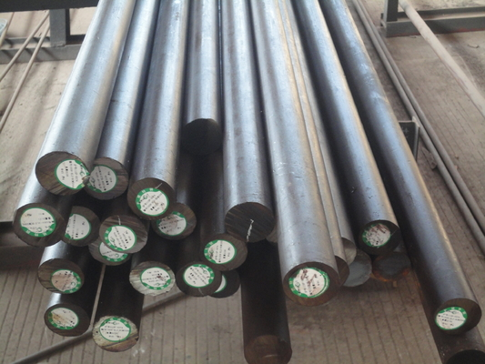 China 1.7225 SCM440 SAE4140 Q+T Steel Round Bar For Mechanical / Hot Rolled Flat Bar factory