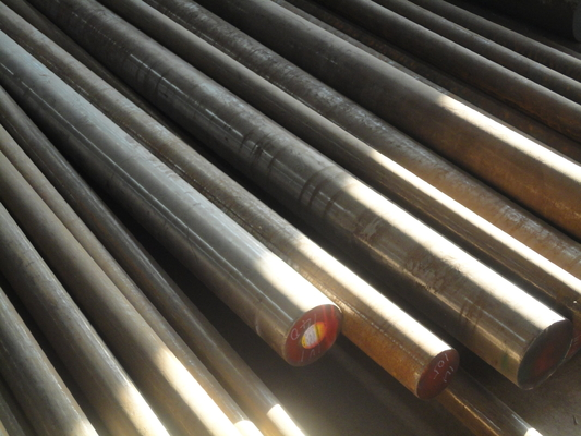 China GB Hot Rolled Alloy Steel Round Bar 5140 1.7035 SCR440 41Cr4 To Make Shaft , Screw Bolt distributor