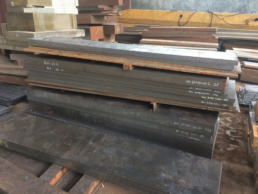 China 1.7225 SAE4140 SCM440 Hot Rolled Alloy Tool Steel Plate High Yield Strength distributor