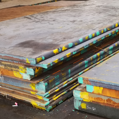 China Superior Strength Alloy Steel Sheet 1.7225 4140 Plate Thickness 12mm -350mm distributor