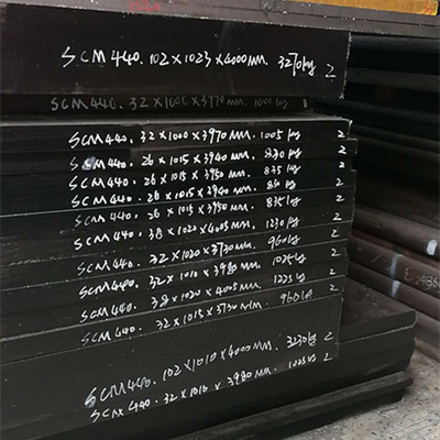 China Ultra - High Strength Special Tool Steel / 1.7225 Alloy Steel Plate factory