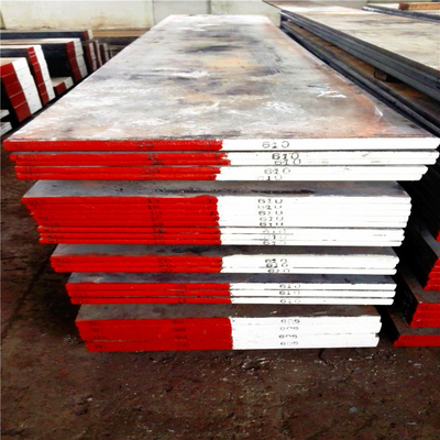 China Hot Rolled High Speed Tool Steel Plate With Length 3-6M ASTM Standard factory
