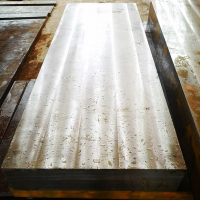 China Hot Rolled Plastic Mold Steel Plate GB JIS Standard Tempering HRC19-22 distributor