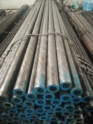 China AISI 52100 JIS SUJ2 EN31 GB GCR15 High Carbon Alloy Steel Tube / Seamless Steel Pipe distributor