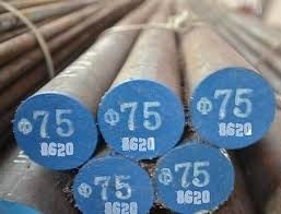 China ISO Special Tool Steel Round Rod AISI8620 DIN1.6523 GB20CrNiMo Pre - Hardened HRC28-32 factory