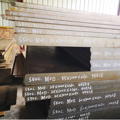 China High Strength Medium Tensile Carbon Tool Steel Flat Bar SAE1050 S50C 1.1210 C50 EAF+LF+ESR distributor