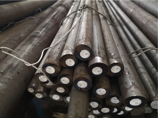 China Hot Rolled Carbon Steel Round Bar S50C S45C SAE1050 SAE1045 For Machinery distributor