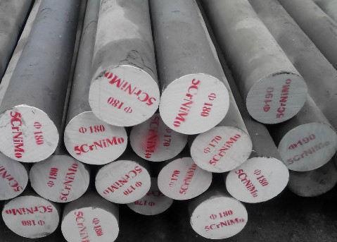 China Annealing Machinery Hot Rolled Steel Bar H13 1.2344 SKD61 With Diameter 12-150mm factory