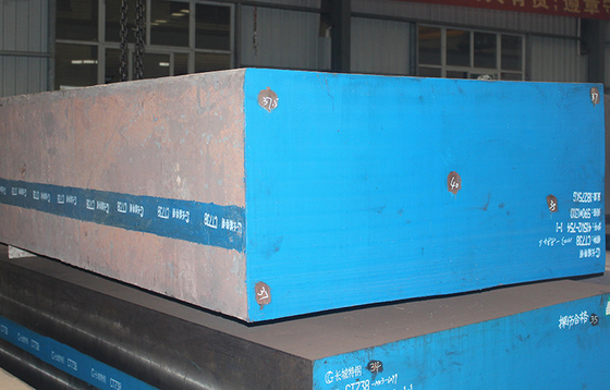 China HRC28-32 Forged Steel Block High Purity And Good Homogeneity AISI P20 distributor