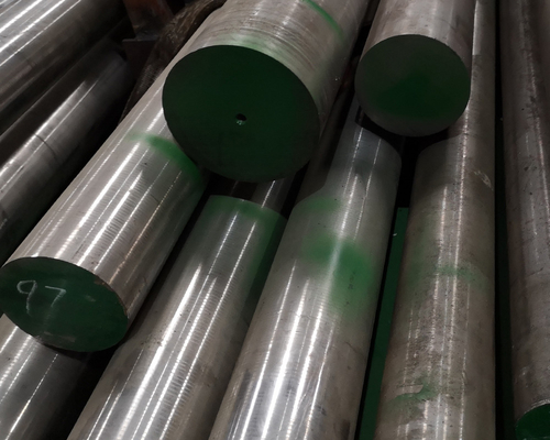 China Hot Rolled Alloy Steel Bar For  Die Mould Annealed / Q+T Heat Treatment distributor