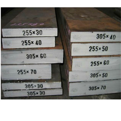 China ESR Annealed Cold Work Tool Steel Flat Bar DC53 20-300mm Thickess distributor