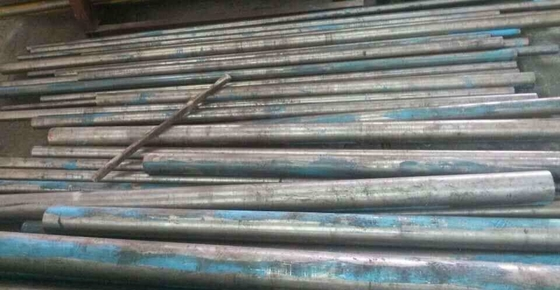 China 100% UT Passed ESR Hot Rolled Steel Round Bar Annealed Cold Work DC53 factory